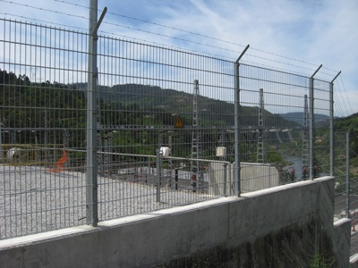 Subestação do Carrapatelo